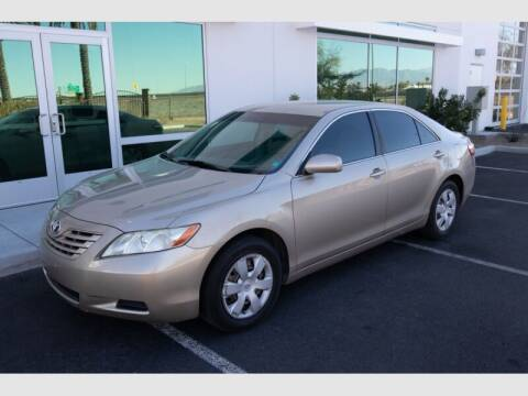 2007 Toyota Camry for sale at REVEURO in Las Vegas NV