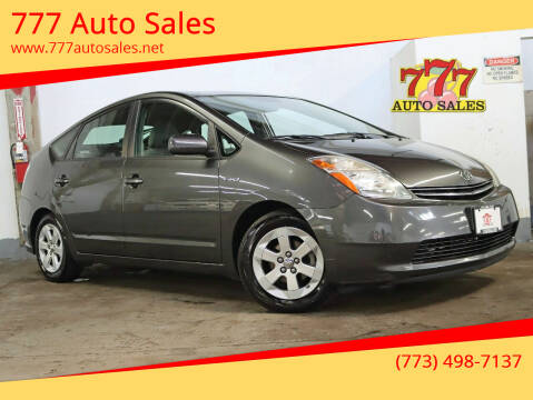2007 Toyota Prius for sale at 777 Auto Sales in Bedford Park IL