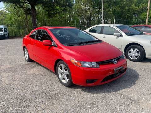 2006 Honda Civic for sale at Super Wheels-N-Deals in Memphis TN