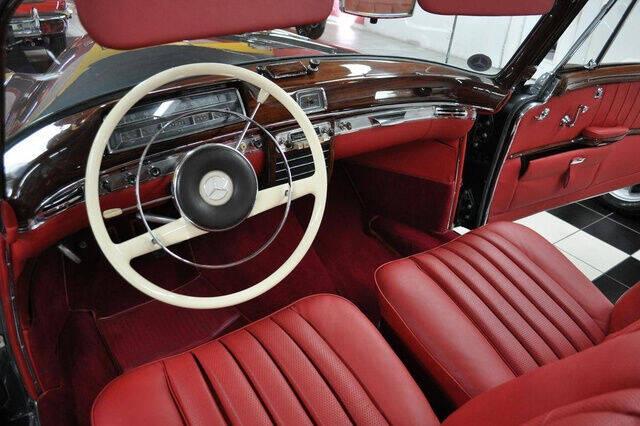 1960 Mercedes-Benz 220SE  - Pompano Beach FL