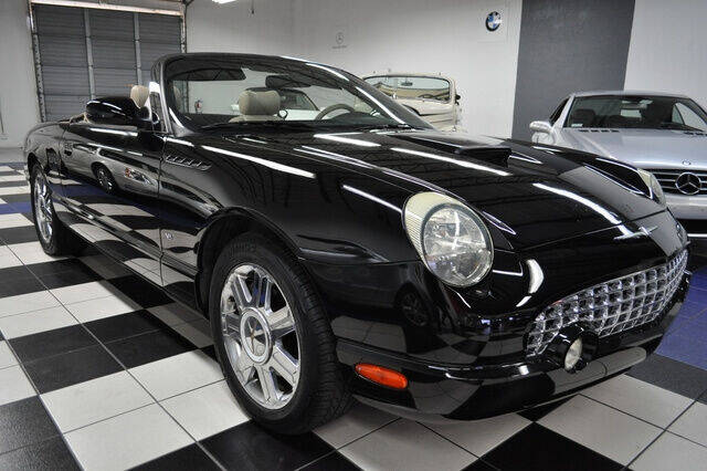 2004 Ford Thunderbird Deluxe 2dr Convertible - Pompano Beach FL