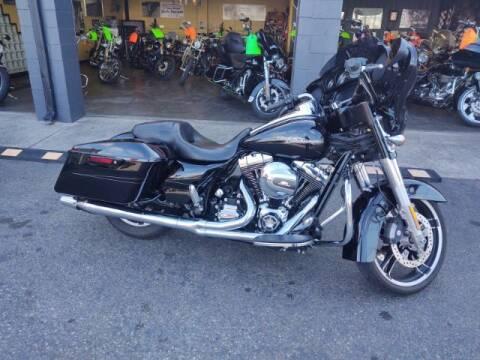 2014 Harley-Davidson FLHXS for sale at Goodfella's  Motor Company in Tacoma WA