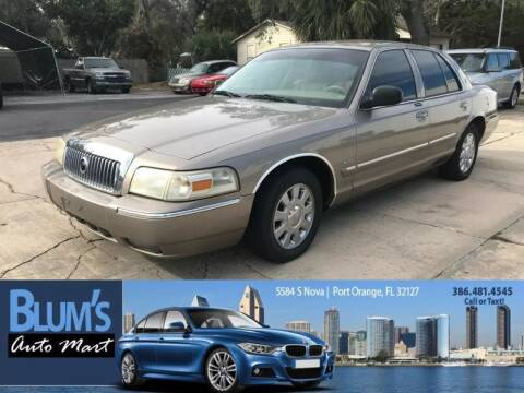 2006 Mercury Grand Marquis for sale at Blum's Auto Mart in Port Orange FL