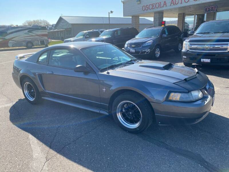 2003 Ford Mustang for sale at Osceola Auto Sales and Service in Osceola WI