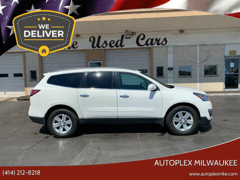 2013 Chevrolet Traverse for sale at Autoplex 3 in Milwaukee WI