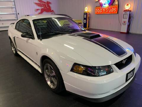 2003 Ford Mustang for sale at Belmont Classic Cars in Belmont OH