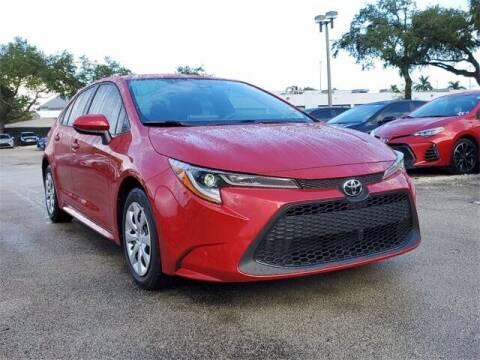 2020 Toyota Corolla for sale at Selecauto LLC in Miami FL