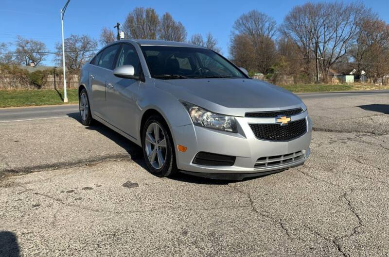 2014 Chevrolet Cruze for sale at InstaCar LLC in Independence MO