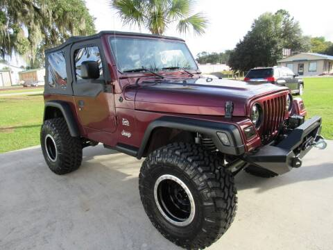 2003 Jeep Wrangler for sale at D & R Auto Brokers in Ridgeland SC