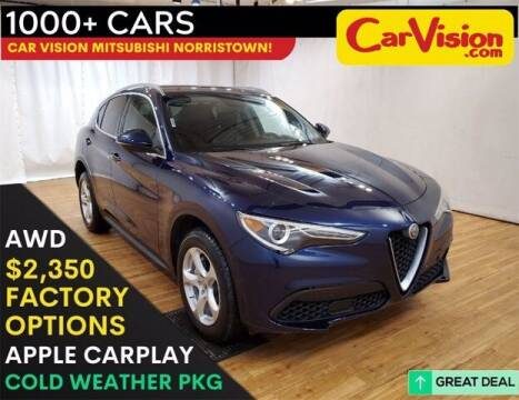 2019 Alfa Romeo Stelvio for sale at Car Vision Buying Center in Norristown PA