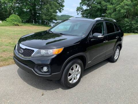 2011 Kia Sorento for sale at Elite Pre-Owned Auto in Peabody MA