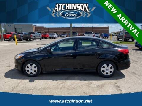 2016 Ford Focus for sale at Atchinson Ford Sales Inc in Belleville MI