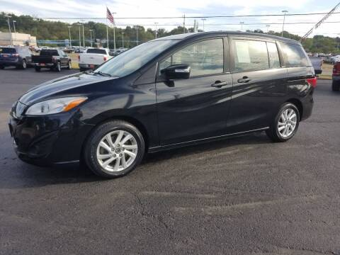 2015 Mazda MAZDA5 for sale at Moores Auto Sales in Greeneville TN