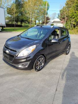 2013 Chevrolet Spark for sale at RICKIES AUTO, LLC. in Portland OR