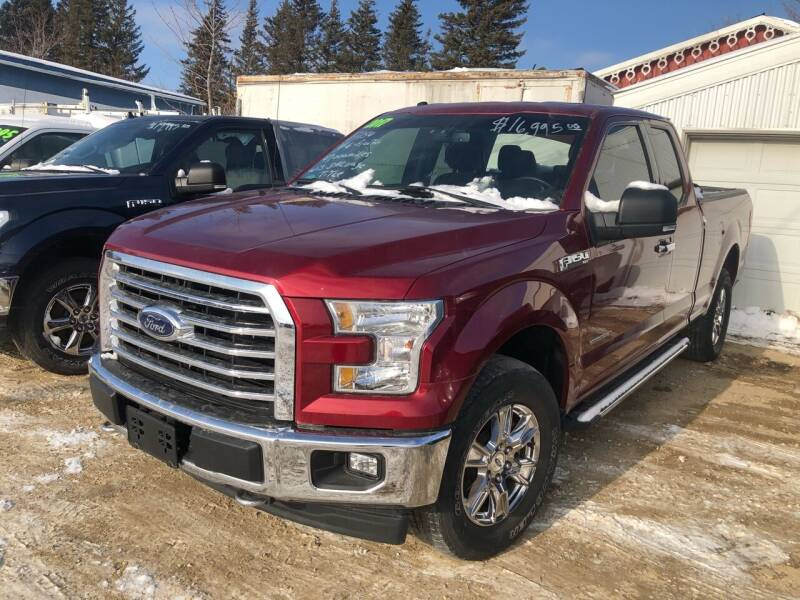 2017 Ford F-150 for sale at Don's Sport Cars in Hortonville WI