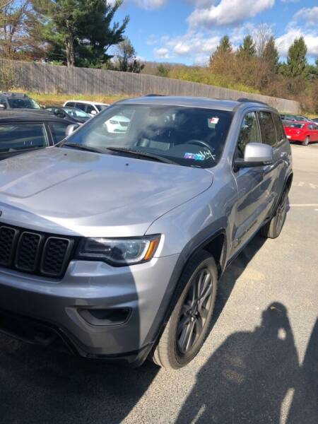 2016 Jeep Grand Cherokee for sale at Jeff D'Ambrosio Auto Group in Downingtown PA