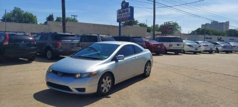 2006 Honda Civic for sale at Suzuki of Tulsa - Global car Sales in Tulsa OK