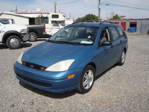 2000 Ford Focus for sale at One Community Auto LLC in Albuquerque NM