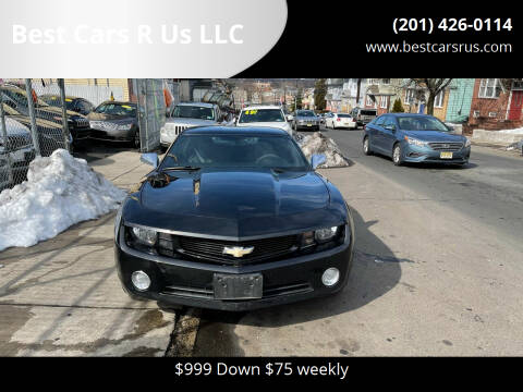 2013 Chevrolet Camaro for sale at Best Cars R Us LLC in Irvington NJ