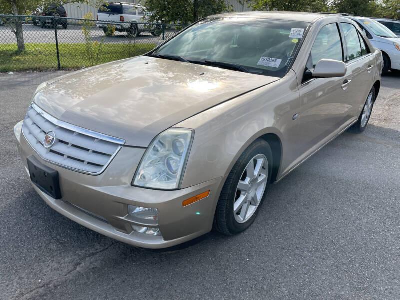 2005 Cadillac STS for sale at Diana Rico LLC in Dalton GA