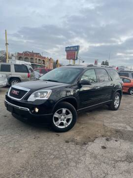 2012 GMC Acadia for sale at Big Bills in Milwaukee WI