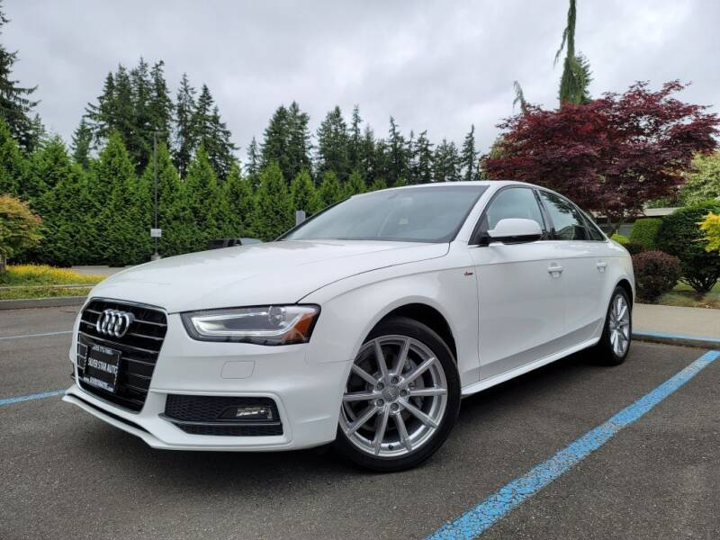 2016 Audi A4 for sale at Silver Star Auto in Lynnwood WA