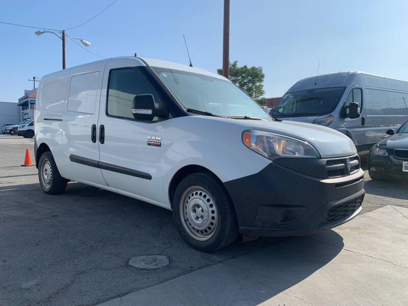 2018 RAM ProMaster City Cargo for sale in Bellflower, CA