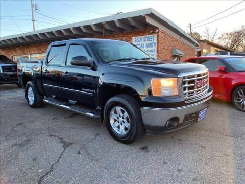 2007 GMC Sierra 1500 for sale at PARKWAY AUTO SALES OF BRISTOL - Roan Street Motors in Johnson City TN