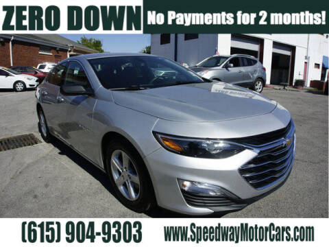 2019 Chevrolet Malibu for sale at Speedway Motors in Murfreesboro TN