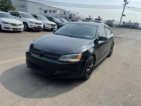 2014 Volkswagen Jetta for sale at A1 Auto Mall LLC in Hasbrouck Heights NJ