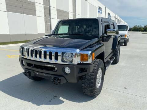 2006 HUMMER H3 for sale at Quality Auto Sales And Service Inc in Westchester IL