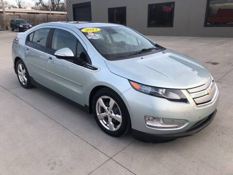 2013 Chevrolet Volt for sale at Tigerland Motors in Sedalia MO