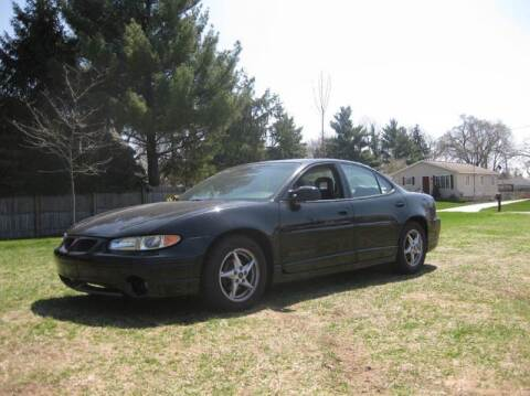 1999 Pontiac Grand Prix for sale at All State Auto Sales, INC in Kentwood MI