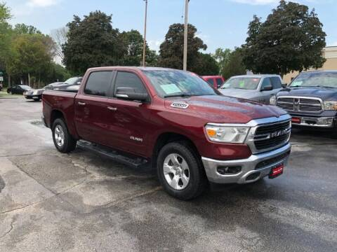 2019 RAM Ram Pickup 1500 for sale at WILLIAMS AUTO SALES in Green Bay WI