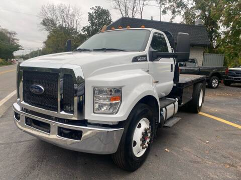 2016 Ford F-750 Super Duty for sale at Advanced Fleet Management in Towaco NJ