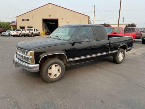 1997 Chevrolet C/K 1500 Series for sale at Auto Image Auto Sales in Pocatello ID