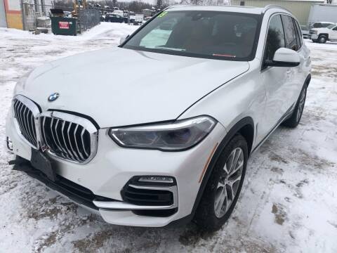 2019 BMW X5 for sale at SUNSET CURVE AUTO PARTS INC in Weyauwega WI