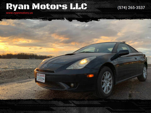 2004 Toyota Celica for sale at Ryan Motors LLC in Warsaw IN