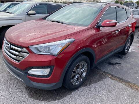 2014 Hyundai Santa Fe Sport for sale at Tennessee Auto Brokers LLC in Murfreesboro TN