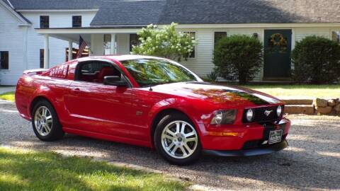 2005 Ford Mustang for sale at The Auto Barn in Berwick ME