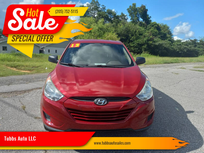 2013 Hyundai Tucson for sale at Tubbs Auto LLC in Tuscaloosa AL