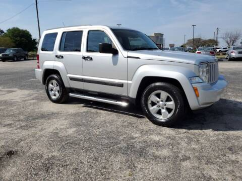2011 Jeep Liberty for sale at Ron's Used Cars in Sumter SC
