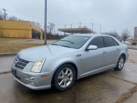 2011 Cadillac STS for sale at Xtreme Auto Mart LLC in Kansas City MO