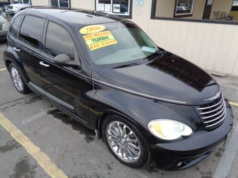 2006 Chrysler PT Cruiser for sale at BBL Auto Sales in Yakima WA