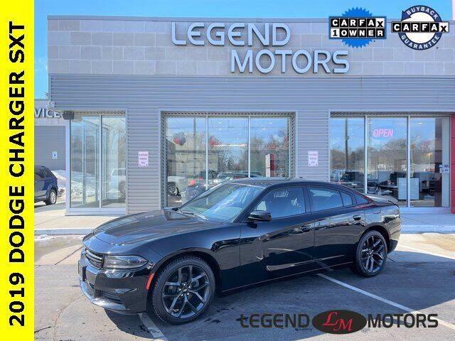 2019 Dodge Charger for sale at Legend Motors of Detroit - Legend Motors of Waterford in Waterford MI