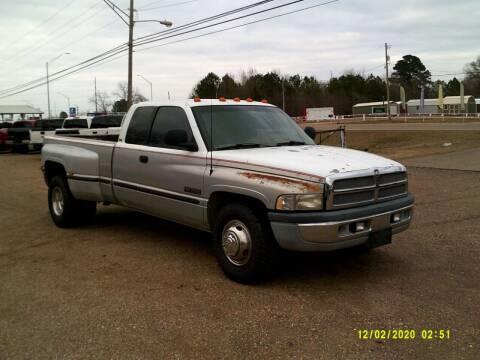 1998 Dodge Ram Pickup 3500 for sale at Tom Boyd Motors in Texarkana TX