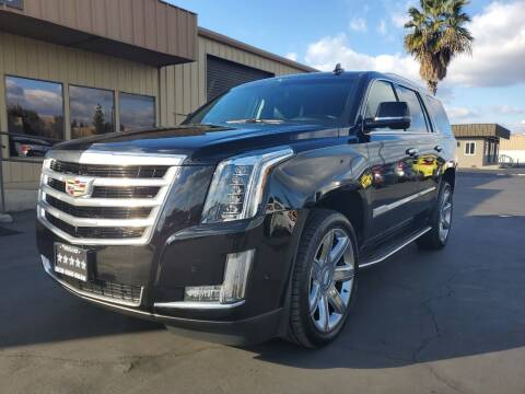 2019 Cadillac Escalade for sale at 5 Star Auto Sales in Modesto CA