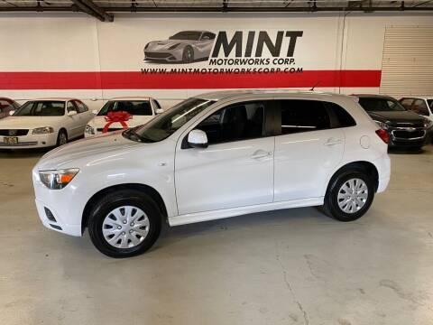 2011 Mitsubishi Outlander Sport for sale at MINT MOTORWORKS in Addison IL