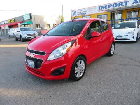 2015 Chevrolet Spark for sale at Import Auto World in Hayward CA