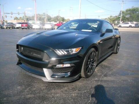 2017 Ford Mustang for sale at Windsor Auto Sales in Loves Park IL